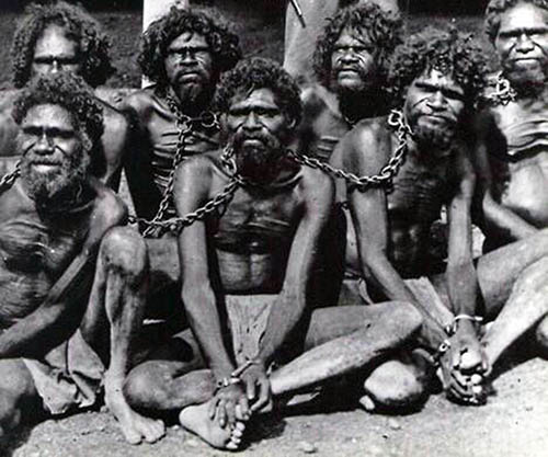 Aborigines: They're gonna die out anyway - » The Australian ...