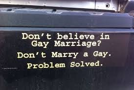 Gay marriage 2