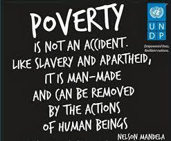 poverty nm